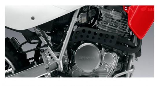 Honda XR 650L, motor