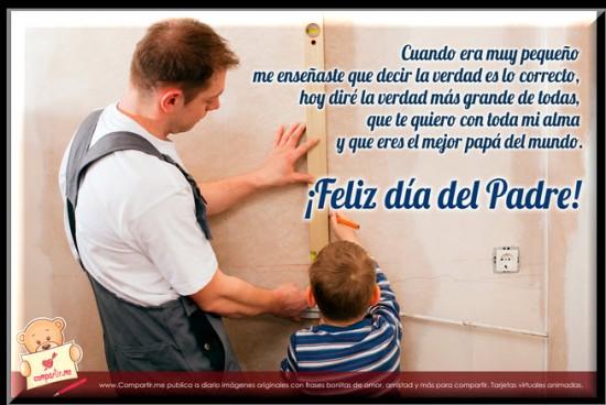 Mensajes del Día del Padre