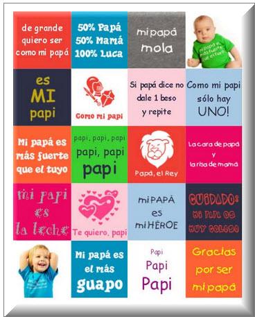 Imagenes con Mensajes para dedicar en el Día del Padre