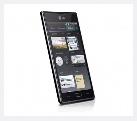 LG Optimus L7 pantalla táctil de 4,3 pulgadas