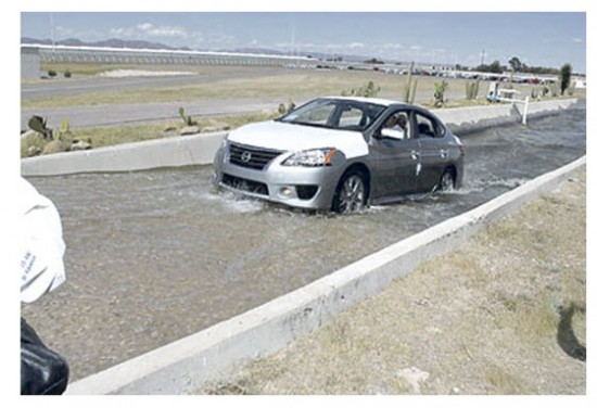 Nissan Sentra 1.8, desempeño