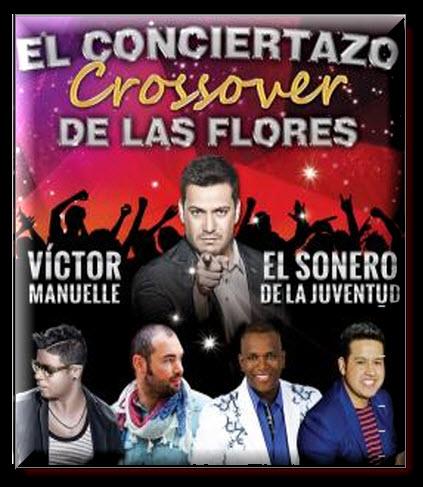 Artistas invitados al Concierto Feria de las Flores 2013