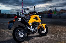 Nueva Honda MSX125