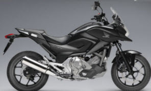 Nueva Honda NC700X 2013
