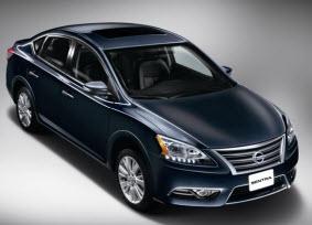Nuevo Nissan Sentra 1.8