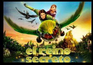 El Reino Secreto 3D