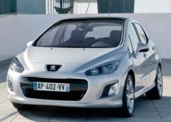 Peugeot 308 5 Puertas