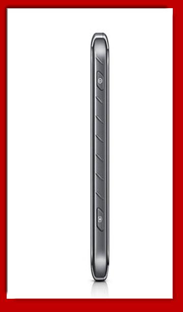 Samsung Galaxy Xcover 2,  diseño