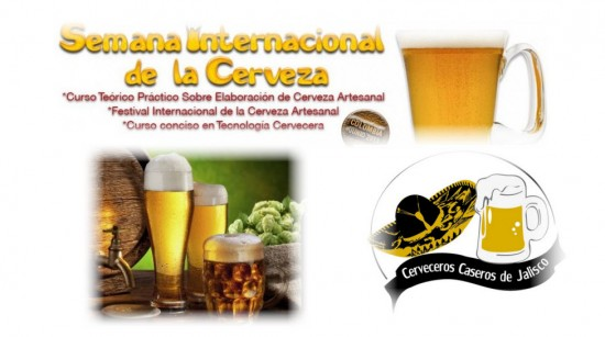 Semana Internacional de la Cerveza Artesanal en Bogotá 2013