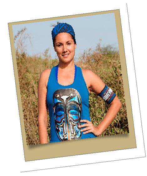 Silvia Becerra participante Sobrevivientes Desafío África 2013