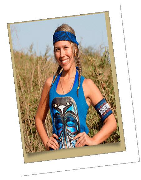 Stephanie Carrillo participante sobreviviente desafío África