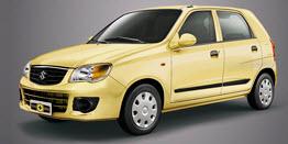 Suzuki Alto Taxi Mas