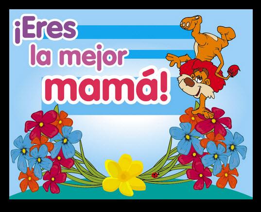 Tarjetas del Día de la Madre