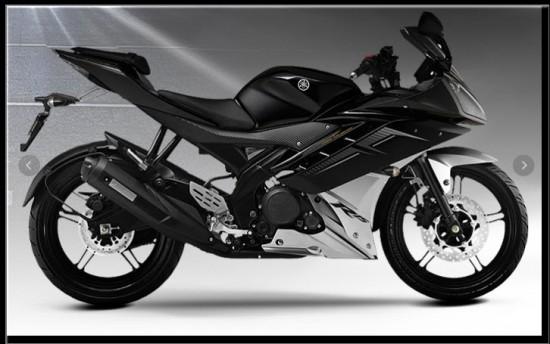 Yamaha YZF R15 2014