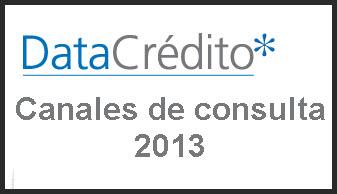 Consulta gratis Datacredito 2013