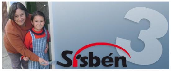 puntaje del sisben III 2013
