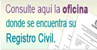 Consultar en linea consulta el registro de idenbtidad for Oficina registro civil