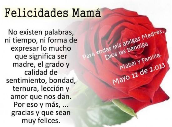 dia de la madre 2014