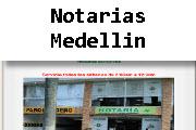 Notarias en Medellin