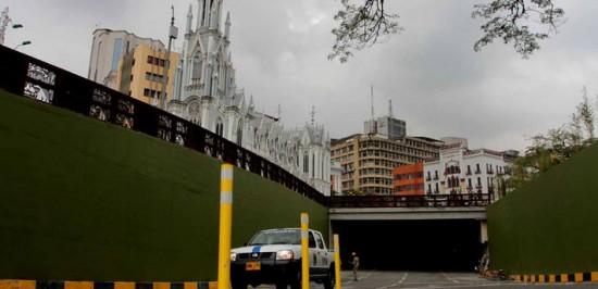 Nuevas cámaras de fotomultas en la avenida colombia