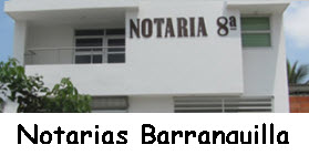 Notarias en Barranquilla