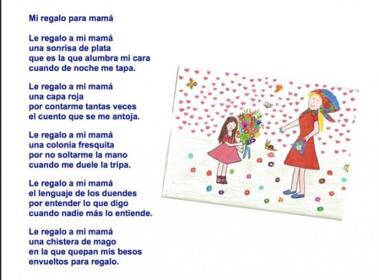 poemas de dia de la madre 2013