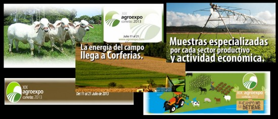 AgroExpo en Bogotá 2013