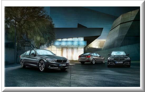 BMW Serie 3 Gran Turismo 2013