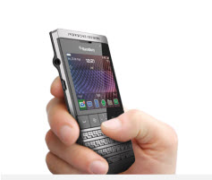 Blackberry Porsche Design P 9981