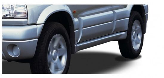 Chevrolet Grand Vitara 3, diseño