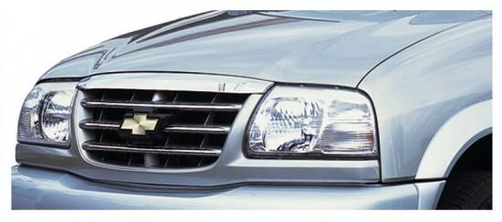 Chevrolet Grand Vitara 3 puertas, farolas delanteras