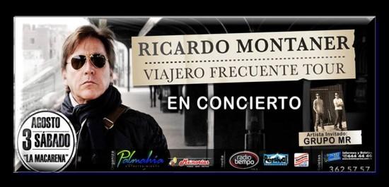 Concierto Ricardo Montaner en Medellin