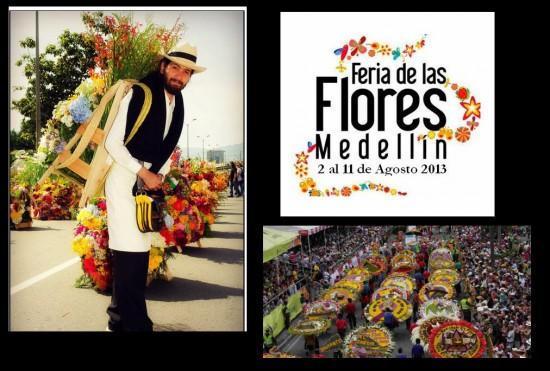 Programación Feria de las Flores 2013