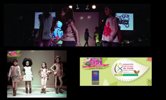 Eimi 2013 Colombia, Feria Internacional de Moda Infantil