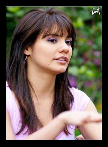 Elieen Moreno interpreta a Carolina Méndez