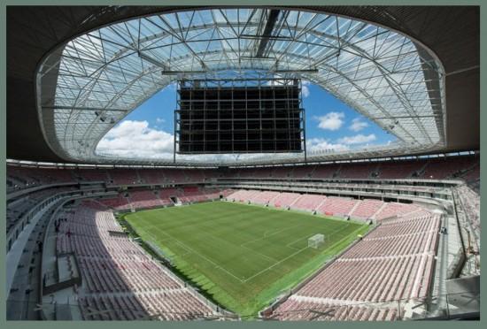 Estadio Arena Pernambuco Copa Confederaciones 2013