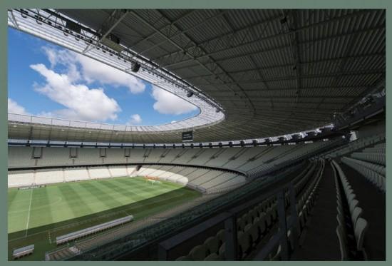 Estadio Castelao sede Copa Confederaciones 2013