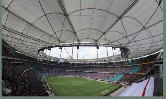 Estadio Fonte Nova Copa Confederaciones 2013