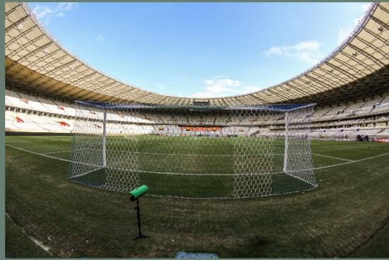 Estadio Mineirao Copa Confederaciones 2013