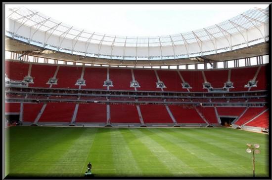 Estadio Nacional Mané Garrincha
