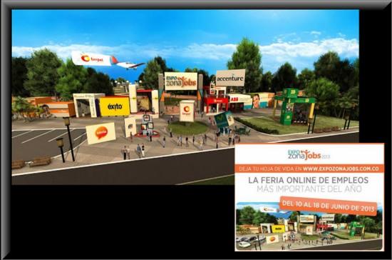 Expo Zonajobs 2013