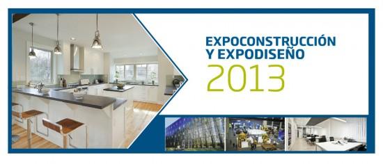 Expoconstrucción y Expodiseño 2013