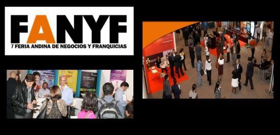 Feria Andina de Franquicias y Negocios 2013