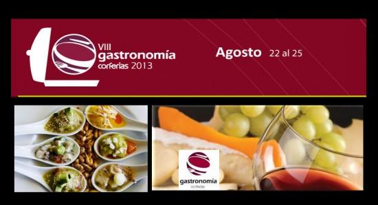 Feria Gastronomía 2013
