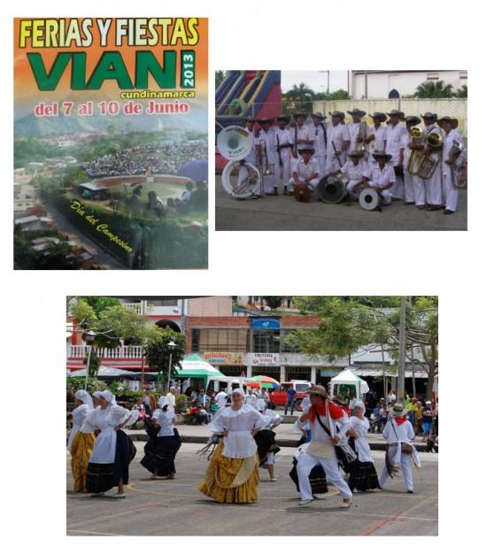 Ferias y Fiestas en Viani 2013
