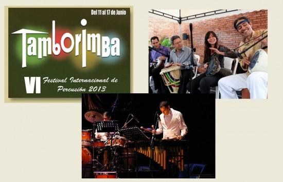 Festival Internacional de Percusión Tamborina  2013