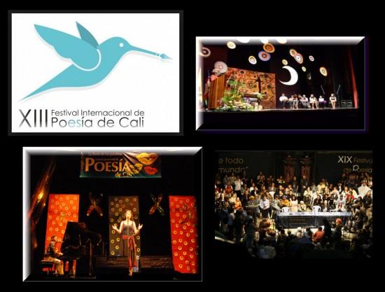 Festival Internacional de Poesía, en Julio 2013