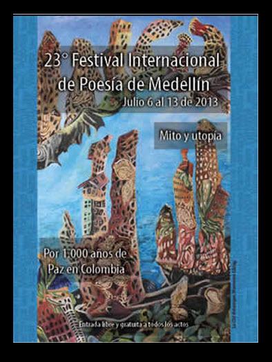 Festival Internacional de Poesía 2013