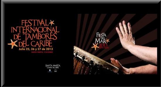 Festival Internacional de Tambores del Caribe  2013