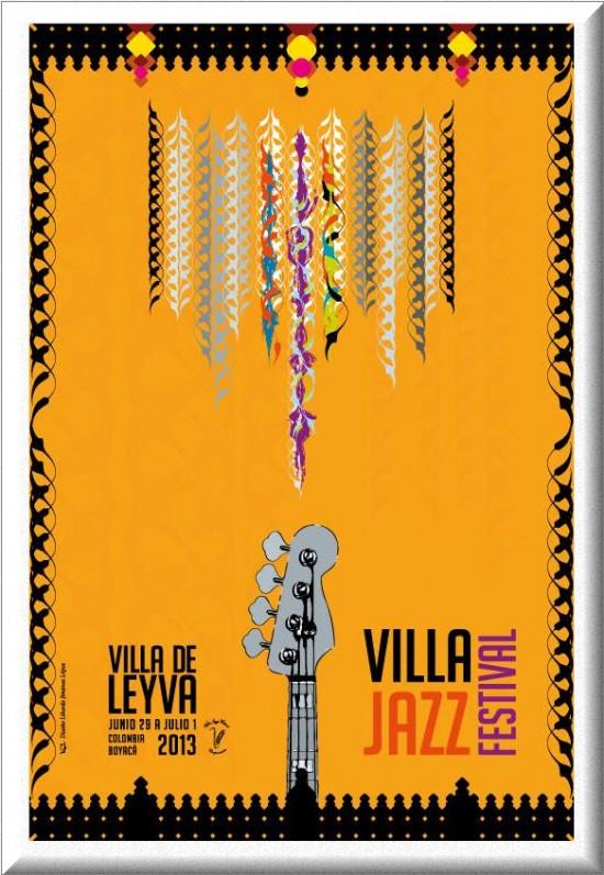 Festival de Jazz en Villa de Leyva 2013